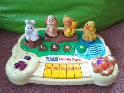 Piano Musical Infantil Vtech