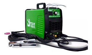 Máquina De Solda Tig Inversora 200a Maxtig Bivolt Brax