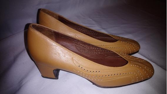 Zapatos Marca Rufolo 100% Cuero
