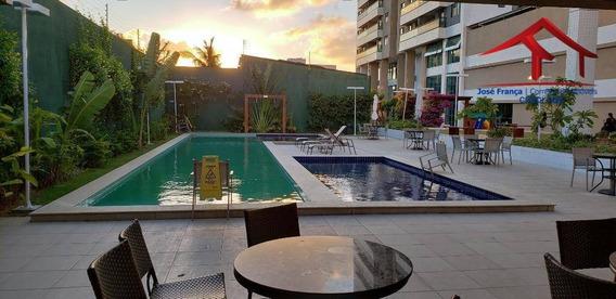 Apartamento Com 2 Dormitórios Para Alugar, 55 M² Por R$ 1.550,00/mês - Joaquim Távora - Fortaleza/ce - Ap0359