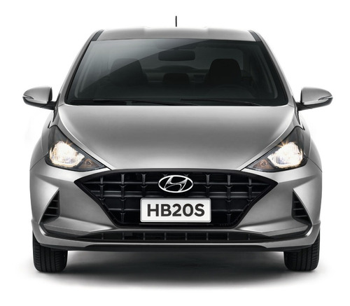 Imagem 1 de 9 de Hyundai Hb20s 1.0 Vision Mt.