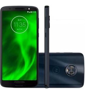 Motorola Moto G6 Xt1925-5 3gb/32gb 2sim Deep Indigo