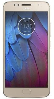 Celular Motorola Moto G5s G5 S 32gb Ouro Seminovo Excelente