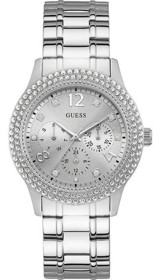 Relógio Guess Feminino Bedazzle 92690l0gsna1 - W1097l1