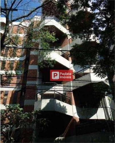 Apartamento Com 4 Dormitórios À Venda, 211 M²  - Moema - São Paulo/sp - Ap26220