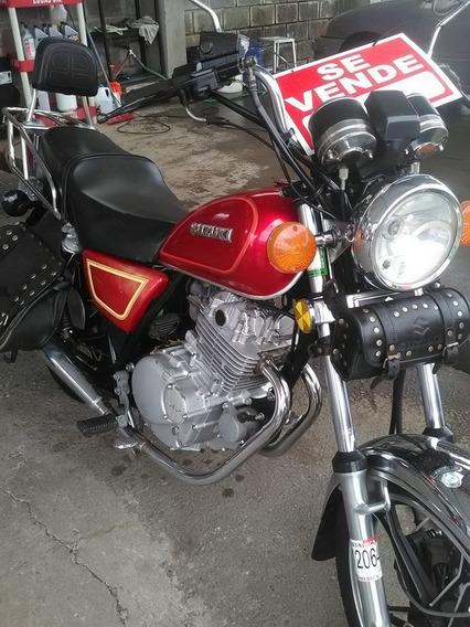 Suzuki Barata Gn 250cc