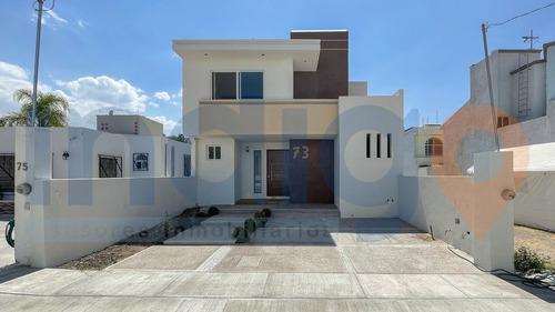 Casa Nueva En Venta En Las Fuentes, Corregidora