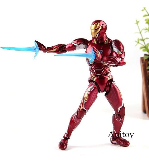 Boneco Homem De Ferro Vingadores Marvel - Action Figure Novo
