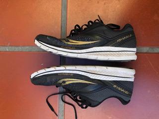 zapatillas saucony para correr mujer usadas