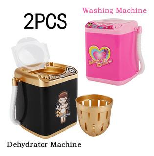 Um Conjunto Limpador Dispositivo Automático Máquina De Lavar