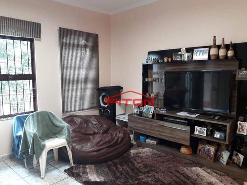 Imagem 1 de 19 de Sobrado Com 4 Dormitórios À Venda, 544 M² Por R$ 1.080.000 - Penha De França - São Paulo/sp - So2085