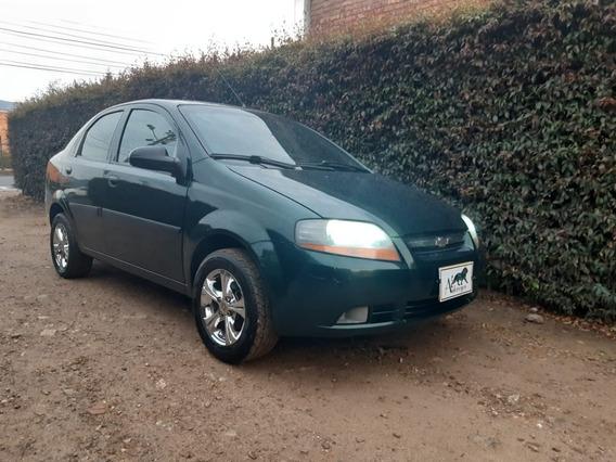 Chevrolet Aveo Ls 2007 Mt 1.4 Cc