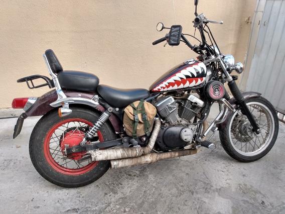 Virago 250cc 99/00 Personalizada Yamaha Xv 250 Cc