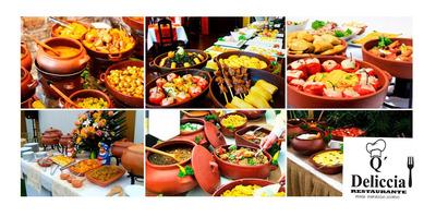 Buffet Criollo A Domicilio Catering Bocaditos Eventos