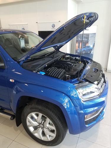 Volkswagen Amarok 3.0 V6 Highline 258cv  2021 #22