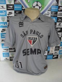 São Paulo R. Ceni Nº1 Raízes Tam. Gg 57x74 Penalty Nova