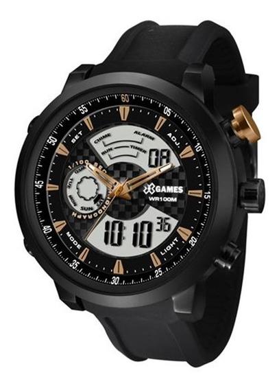 Relógio X-games Masculino Xmspa017-p2px