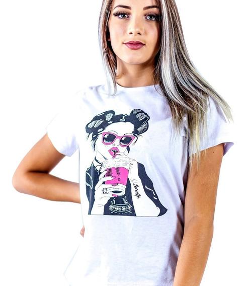 Kit 13 T-shirts Blusas Feminina Roupas Atacado Revenda