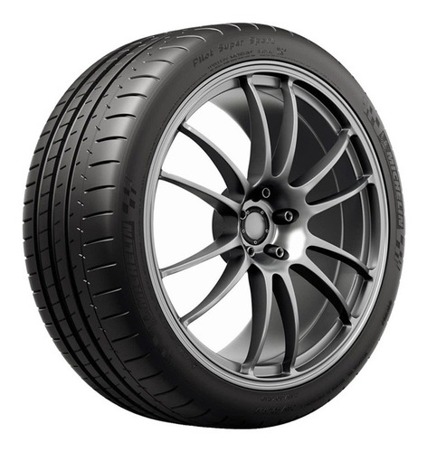 Neumático Michelin Pilot Super Sport Cubierta 285/40 Zr19 N0