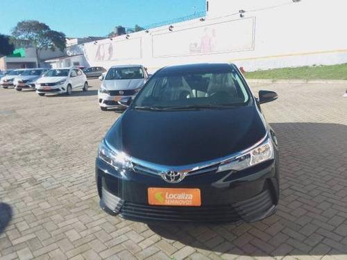 Imagem 1 de 2 de Toyota Corolla 1.8 Gli Upper 16v Flex 4p Automático