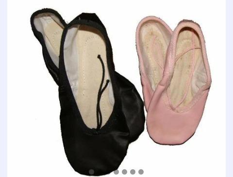 Zapatillas De Ballet Y Danza Nacionales
