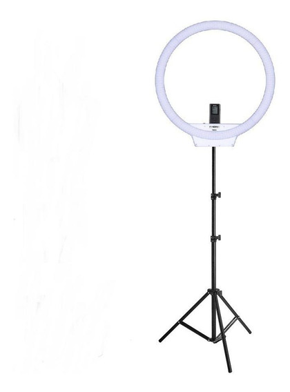 Kit Tripe Iluminador Ring Light Bicolor 1,50 Metros
