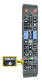 Controle Remoto Para Samsung Smart Tv Led 3d Futebol