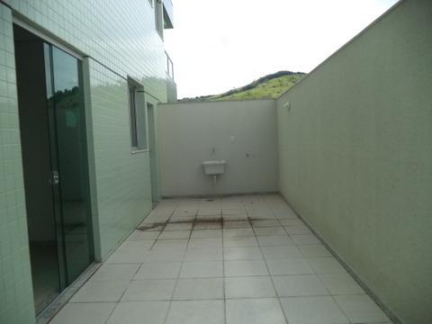 Cobertura Com 2 Quartos Para Comprar No Castelo Em Belo Horizonte/mg - 1670