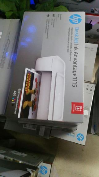 Impresoraa Marca Hp Modelo 1115