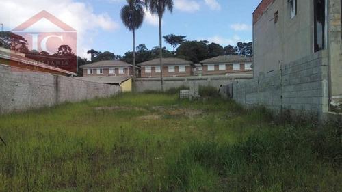 Terreno À Venda, 503 M² Por R$ 209.999,00 - Tijuco Preto - Cotia/sp - Te0381