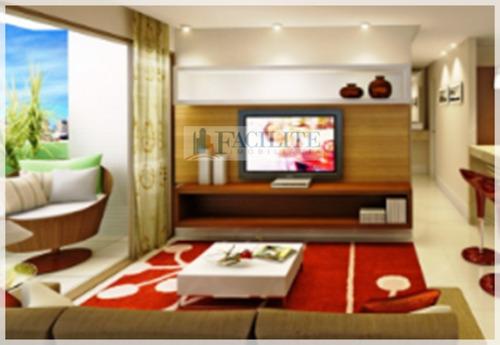 1449 - Apartamento Em Manaíra - 21024-9220
