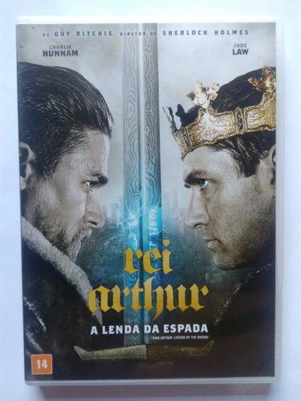 Dvd Rei Arthur A Lenda Da Espada Jude Law Dublado Original