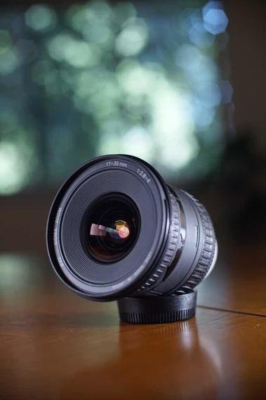 Lente Sigma 17-35mm F2.8-4 Bocal Nikon