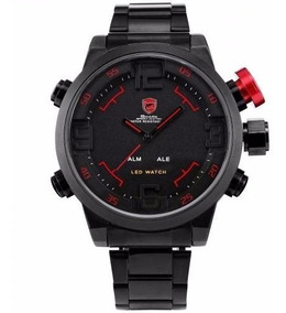 Relógio Original Shark Watch Militar Led Provad
