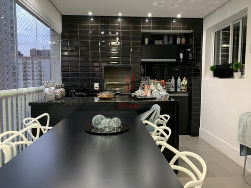 Imagem 1 de 15 de Apartamento - Tatuape - Ref: 8598 - V-8598