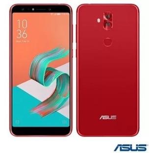 Smartphone Asus Zenfone 5 Selfie Vermelho 64gb - Usado