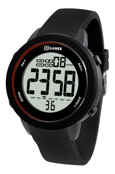 Relógio X-games Masculino Digital Xmppd471 Bxpx Preto