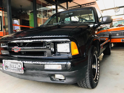 Pick-up Chevrolet Ss-10 Americana 1994/94 Garagem Retrô