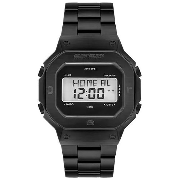 Relógio Mormaii Pro Masculino Mobj3421ab/4p