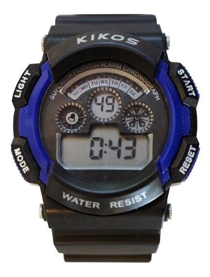 Relógio Rk01 Azul - Kikos