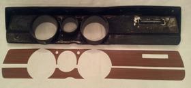 Acabamento Em Pvc - Painel Dodge 70 A 73 (dart-charger)