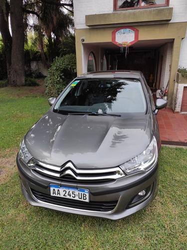 Citroën C4 Lounge 2016 1.6 Hdi 115 Feel Pack
