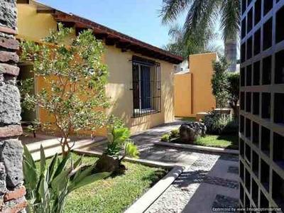 (crm-1404-3201) Renta Casa De Un Sólo Nivel En Vista Hermosa $ 22,000 Clave Rcs042