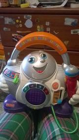 Robot Musical Fisher Price Para Niños. Juguete