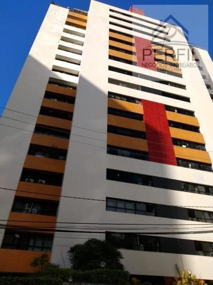 Apartamento Para Venda Em Salvador, Pituba, 4 Dormitórios, 2 Suítes, 4 Banheiros, 2 Vagas - 291