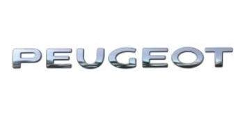 Monograma Letras Peugeot Peugeot 106 1.4