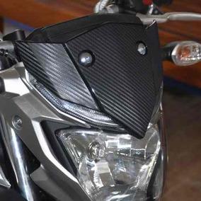 Adesivo Protetor Carb Carenagem Farol Moto Yamaha Mt03 Mt 03