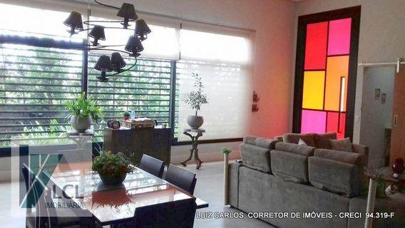 Casa Com 3 Dormitórios À Venda, 200 M² Por R$ 1.300.000,00 - Paisagem Renoir - Cotia/sp - Ca0011