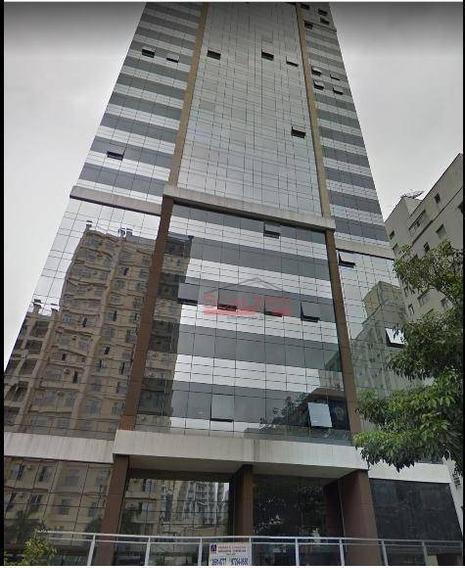 Conjunto Para Alugar, 50 M² Por R$ 2.500,00/mês - Santa Cecília - São Paulo/sp - Cj0354
