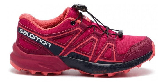 Salomon Zapatillas Speedcross J - Trail Running - 404821